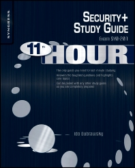 Eleventh Hour Security+, 1st Edition,Ido Dubrawsky,ISBN9781597494274