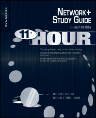 Cover image for Eleventh Hour Network+