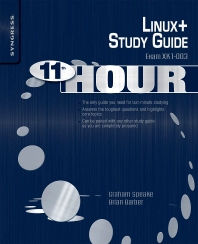 Cover image for Eleventh Hour Linux+