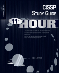 Eleventh Hour CISSP - 1st Edition - ISBN: 9781597495660, 9781597495677