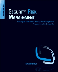 Cover image for Security Risk Management