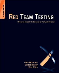 Cover image for Red Team Testing