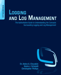 Logging and Log Management, 1st Edition,Anton Chuvakin,Kevin Schmidt,Chris Phillips,ISBN9781597496353