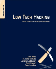 Cover image for Low Tech Hacking