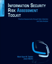 Cover image for Information Security Risk Assessment Toolkit