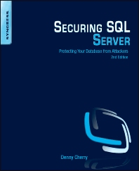 Cover image for Securing SQL Server