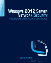 Cover image for Windows 2012 Server Network Security