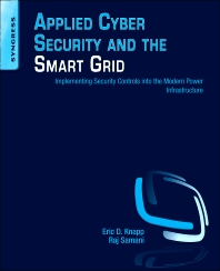 Cover image for Applied Cyber Security and the Smart Grid