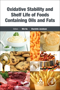 Cover image for Oxidative Stability and Shelf Life of Foods Containing Oils and Fats
