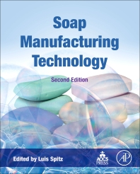Cover image for Soap Manufacturing Technology