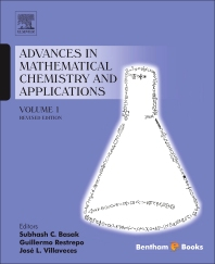 Cover image for Advances in Mathematical Chemistry and Applications: Volume 1