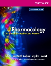 Cover image for Study Guide for Pharmacology for Canadian Health Care Practice