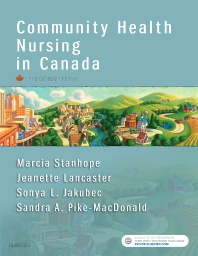 Cover image for Community Health Nursing in Canada