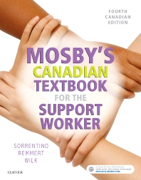 Cover image for Mosby's Canadian Textbook for the Support Worker