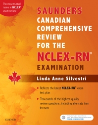 Cover image for Saunders Canadian Comprehensive Review for the NCLEX-RN