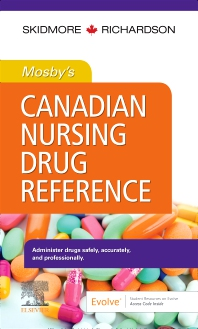 Mosby's Canadian Nursing Drug Reference - 1st Edition - ISBN: 9781771720885