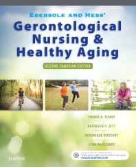 Cover image for Ebersole and Hess' Gerontological Nursing and Healthy Aging in Canada
