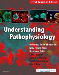 Cover image for Understanding Pathophysiology, Canadian Edition