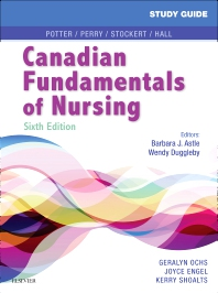 Cover image for Study Guide for Canadian Fundamentals of Nursing