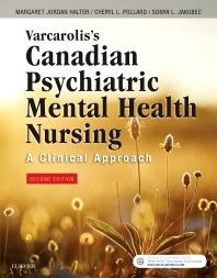 Cover image for Varcarolis's Canadian Psychiatric Mental Health Nursing, Canadian Edition
