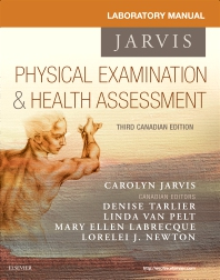 Cover image for Student Laboratory Manual for Physical Examination and Health Assessment, Canadian Edition