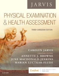 Cover image for Physical Examination and Health Assessment - Canadian