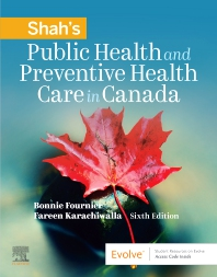Cover image for Shah's Public Health and Preventive Health Care in Canada