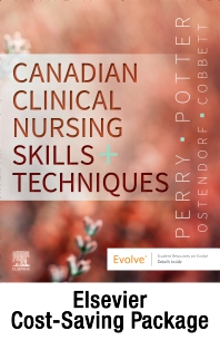 Canadian Clinical Nursing Skills and Techniques + Nursing Skills Online 4.0 for Canadian Nursing Skills and Techniques Package - 1st Edition - ISBN: 9781771722223