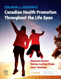 Cover image for Edelman and Kudzma's Canadian Health Promotion Throughout the Life Span
