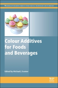 Cover image for Colour Additives for Foods and Beverages