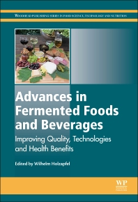 Cover image for Advances in Fermented Foods and Beverages
