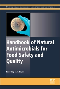 Cover image for Handbook of Natural Antimicrobials for Food Safety and Quality