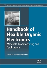 Cover image for Handbook of Flexible Organic Electronics