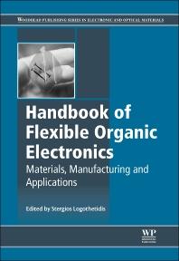 Cover image for Handbook of Flexible Organic Electronics