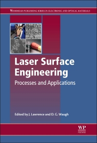 Cover image for Laser Surface Engineering