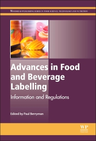 Cover image for Advances in Food and Beverage Labelling