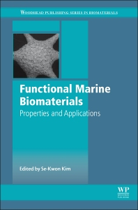 Cover image for Functional Marine Biomaterials