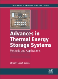 Advances in Thermal Energy Storage Systems - 1st Edition - ISBN: 9781782420880, 9781782420965