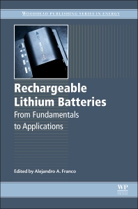 Cover image for Rechargeable Lithium Batteries