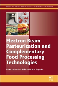 Cover image for Electron Beam Pasteurization and Complementary Food Processing Technologies