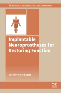Cover image for Implantable Neuroprostheses for Restoring Function