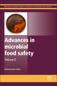 Cover image for Advances in Microbial Food Safety