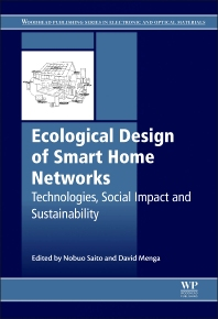 Cover image for Ecological Design of Smart Home Networks