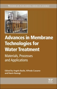 Cover image for Advances in Membrane Technologies for Water Treatment