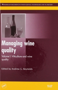 Managing Wine Quality - 1st Edition - ISBN: 9781782421443