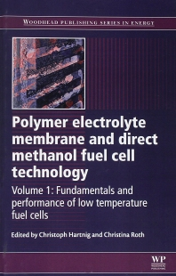 Cover image for Polymer Electrolyte Membrane and Direct Methanol Fuel Cell Technology