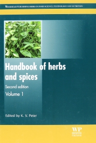 Handbook of Herbs and Spices - 2nd Edition - ISBN: 9781782421528