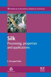 Cover image for Silk
