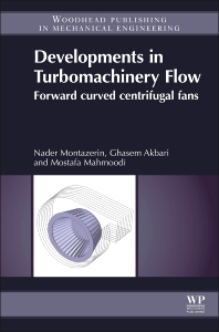 Cover image for Developments in Turbomachinery Flow
