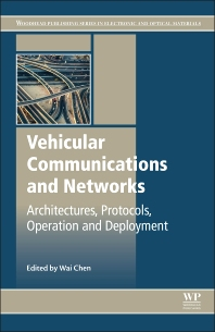 Cover image for Vehicular Communications and Networks